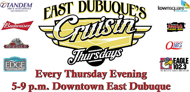 East Dubuque Crusin updated logo